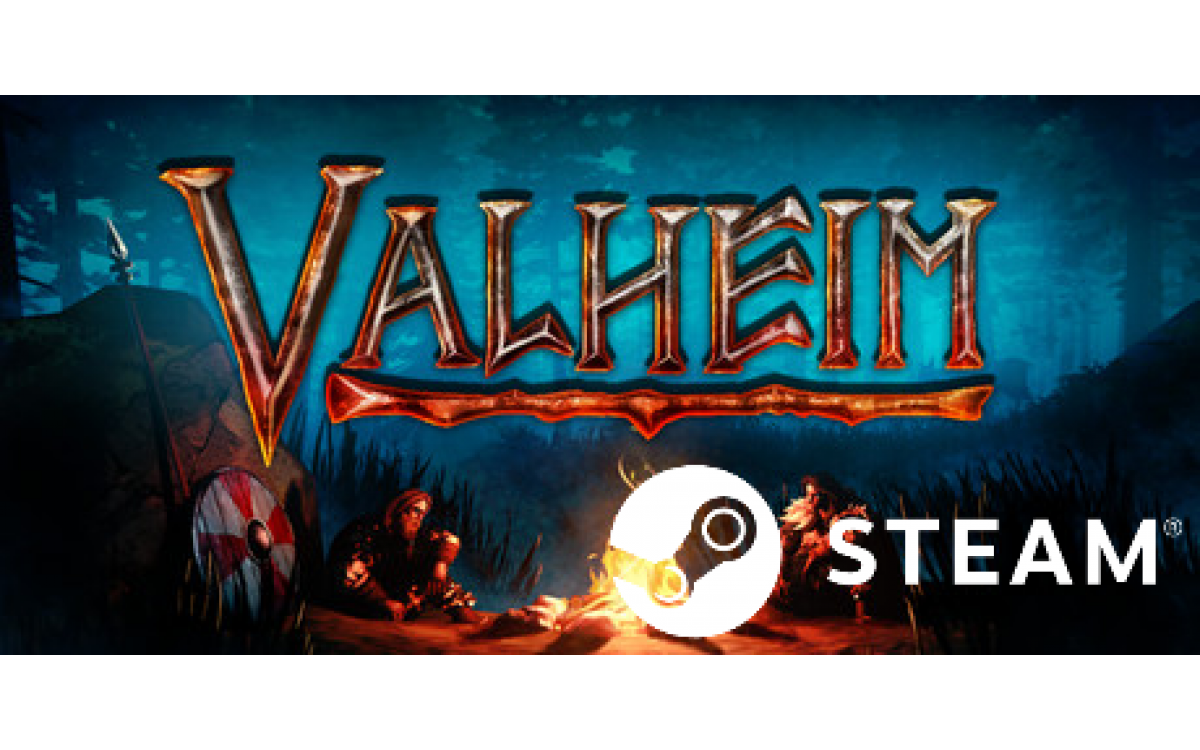 ⚡Valheim - STEAM (Region free)..