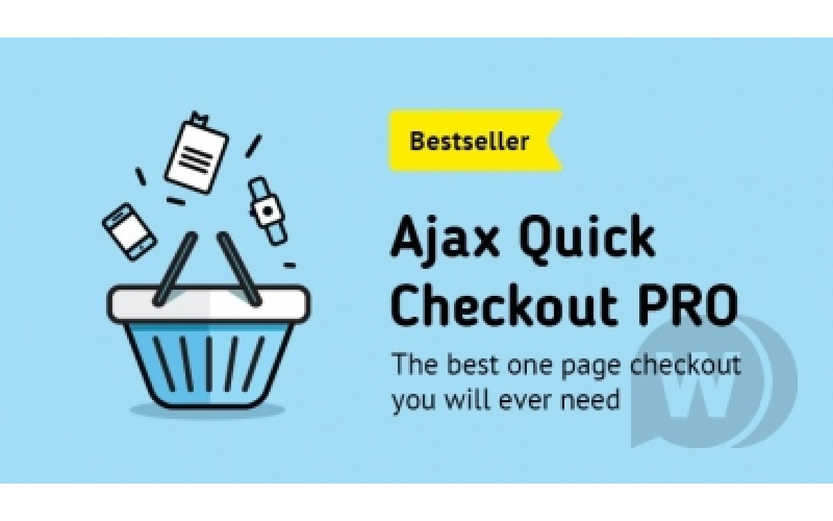 AJAX Quick Checkout PRO модуль..